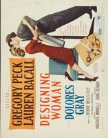 Designing Woman movie poster (1957) picture MOV_9488c342