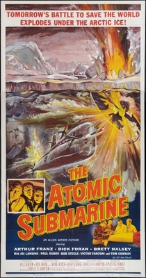 The Atomic Submarine movie poster (1959) poster MOV_94893c4b