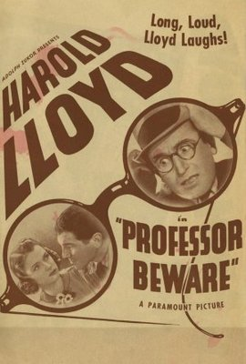Professor Beware movie poster (1938) poster MOV_9489c272