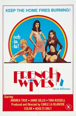 French Wives movie poster (1979) poster MOV_948ae8c1