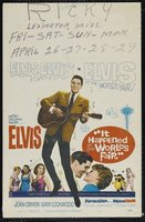 It Happened at the World's Fair movie poster (1963) picture MOV_9493e146