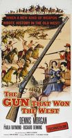 The Gun That Won the West movie poster (1955) picture MOV_949a0597