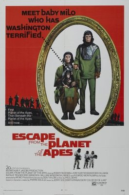 Escape from the Planet of the Apes movie poster (1971) poster MOV_94a29cd4