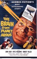The Brain from Planet Arous movie poster (1957) picture MOV_94a2c015