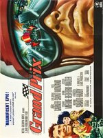 Grand Prix movie poster (1966) picture MOV_94a9173d