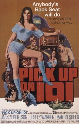 Pickup on 101 movie poster (1972) poster MOV_94abb965