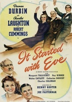 It Started with Eve movie poster (1941) picture MOV_94ae9eda