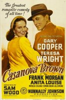 Casanova Brown movie poster (1944) picture MOV_94b4358c