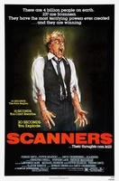 Scanners movie poster (1981) picture MOV_94b885b9