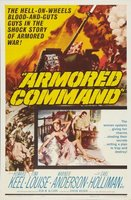 Armored Command movie poster (1961) picture MOV_94bb6a1f