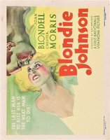 Blondie Johnson movie poster (1933) picture MOV_94c50166