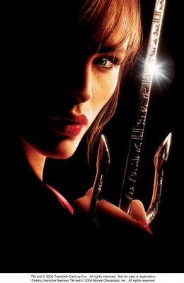 Elektra movie poster (2005) poster MOV_94cb7476