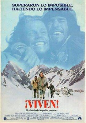 Alive movie poster (1993) poster MOV_94e1c790