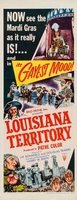 Louisiana Territory movie poster (1953) picture MOV_94e7df3a