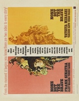 None But the Brave movie poster (1965) picture MOV_94ecefcc