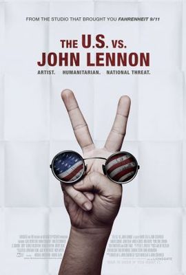 The U.S. vs. John Lennon movie poster (2006) poster MOV_94efc79e