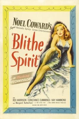 Blithe Spirit movie poster (1945) poster MOV_94f134df