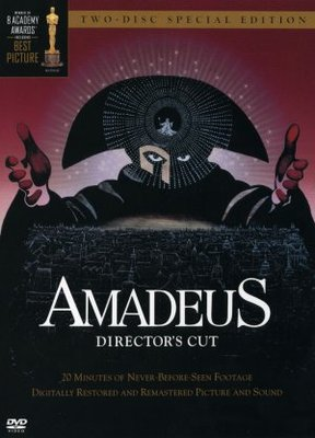 Amadeus movie poster (1984) poster MOV_94f4b603