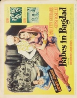 Babes in Bagdad movie poster (1952) picture MOV_94f5ead5