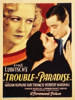 Trouble in Paradise movie poster (1932) picture MOV_94f921d8