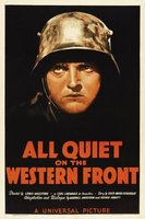 All Quiet on the Western Front movie poster (1930) picture MOV_94f99011