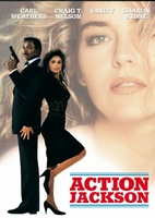 Action Jackson movie poster (1988) picture MOV_950fe9da