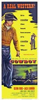 Cowboy movie poster (1958) picture MOV_bef63bc4
