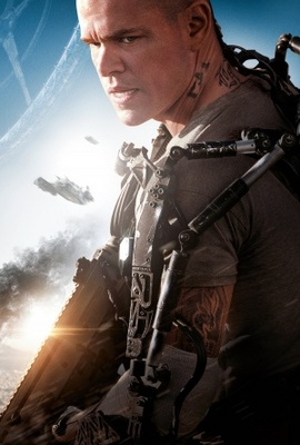 Elysium movie poster (2013) poster MOV_95296c11