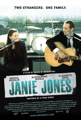 Janie Jones movie poster (2010) poster MOV_95322b12