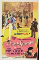 A Song to Remember movie poster (1945) picture MOV_9532baaa