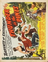 Thunder in the Pines movie poster (1948) picture MOV_9535a172