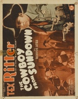 The Cowboy from Sundown movie poster (1940) picture MOV_95393562