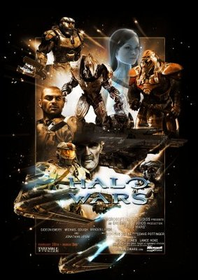Halo Wars movie poster (2009) poster MOV_953b57cc