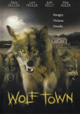 Wolf Town movie poster (2010) poster MOV_953f72aa