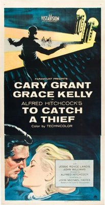 To Catch a Thief movie poster (1955) poster MOV_953fdf60