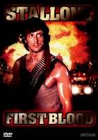 First Blood movie poster (1982) picture MOV_953ffad1