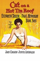 Cat on a Hot Tin Roof movie poster (1958) picture MOV_954036d2