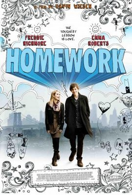 Homework movie poster (2011) poster MOV_9542b8a1