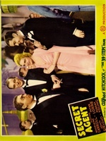 Secret Agent movie poster (1936) picture MOV_954a806f