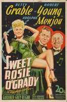 Sweet Rosie O'Grady movie poster (1943) picture MOV_954cf6f0