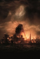 Godzilla movie poster (2014) picture MOV_9551be03