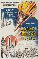 Rocket Attack U.S.A. movie poster (1961) picture MOV_955220f2