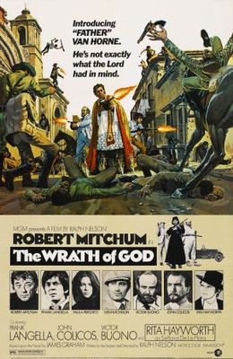 The Wrath of God movie poster (1972) poster MOV_9559f9ac