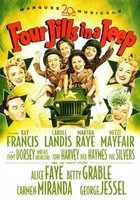Four Jills in a Jeep movie poster (1944) picture MOV_955cb219
