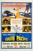 South Pacific movie poster (1958) picture MOV_956225ed