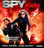 Spy Kids movie poster (2001) picture MOV_95629139
