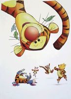 The Tigger Movie movie poster (2000) picture MOV_998de28e