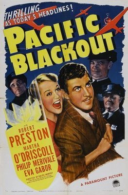 Pacific Blackout movie poster (1941) poster MOV_956c4018