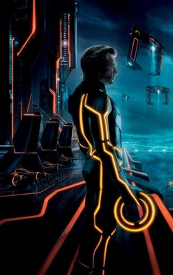 TRON: Legacy movie poster (2010) poster MOV_956fe604
