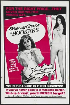 Massage Parlor Hookers movie poster (1976) poster MOV_957a3db3